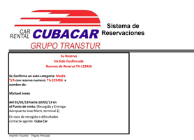 Cuba-Car-Voucher-bono cuba renta carros