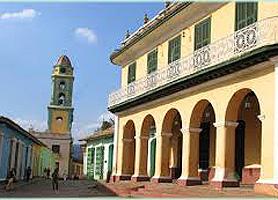 Cuba Renta de autos Trinidad